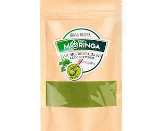 Moringa Oleifera - Organic Moringa Leaf Powder - Best Immune Boosting Nutrients -Best Superfood Nutritional Supplements