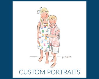 Custom Portraits