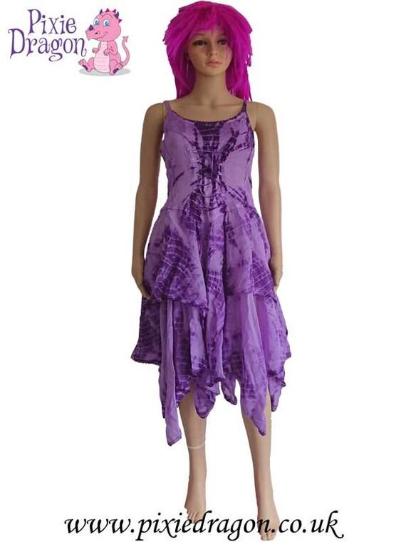 search for genuine shop for luxury running shoes Tie Dye Dress, Tie Dye Corset Dress, Purple Tie Dye Summer Dress, Tie Dye  Fairy Dress, Blue Summer