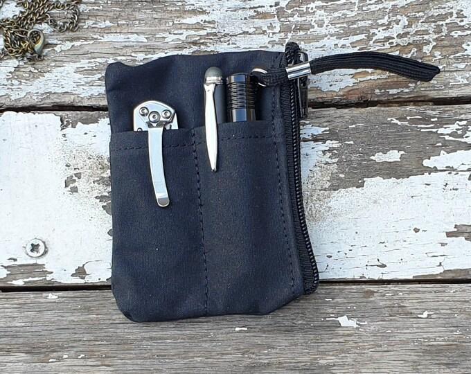 The Ranger. Front pocket EDC organizer, wallet