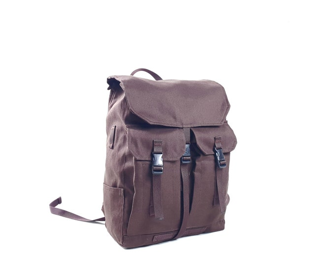 Canvas Rucksack for the outdoors