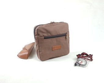 Organizer Pouch, Med kit, Possibles Pouch, Canvas Everyday Bag