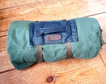 Bedroll strap, tent straps Tarp holder, can be attached on every reefknot backpack
