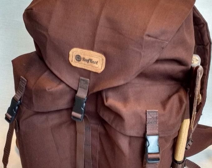 The Bushcrafter 30l pack canvas backpack / Hiking Backpack / Scout backpack / Vintage Backpack Rucksack