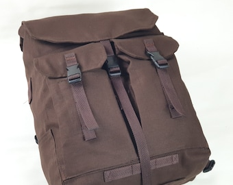 Canvas Vintage Design Backpack