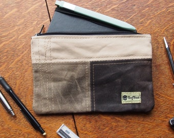"""Writing Pad case for Pocket: 3.5"""" x 5.5"""" size Moleskine Notebook and pen holder No5"""