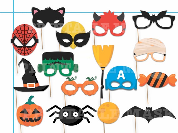 image relating to Halloween Photo Booth Props Printable identify Halloween Printable Image Booth Props Range, birthday notion, prop, costume up,Halloween celebration decor