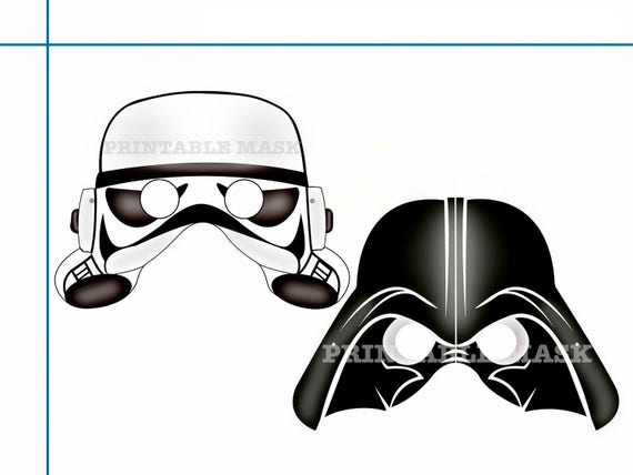 photograph regarding Star Wars Printable Masks called One of a kind 2 Celebrities Printable Masks,occasion mask,birthday,wars heroes,Room star,image props,youngsters mask,comedian mask,gown up mask,get together favors