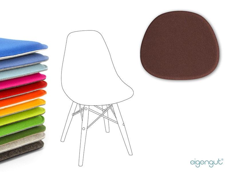 Vilt Kussen Eames : Kussen stoel stoel kussens gemaakt van vilt geschikt voor etsy