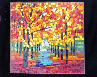 Leaves Fall - SOLD