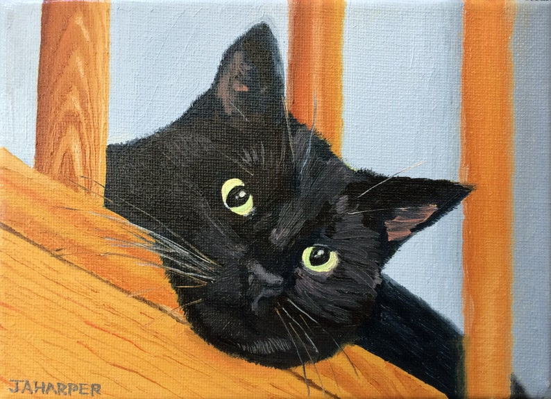 Custom pet portrait animal lover gift image 1