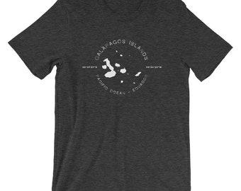 efd5eec2 Galapagos Short-Sleeve Unisex T-Shirt