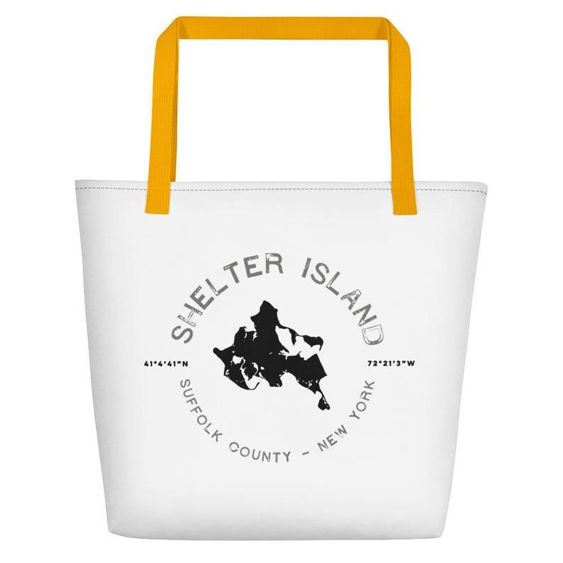 Shelter Island Beach Bag
