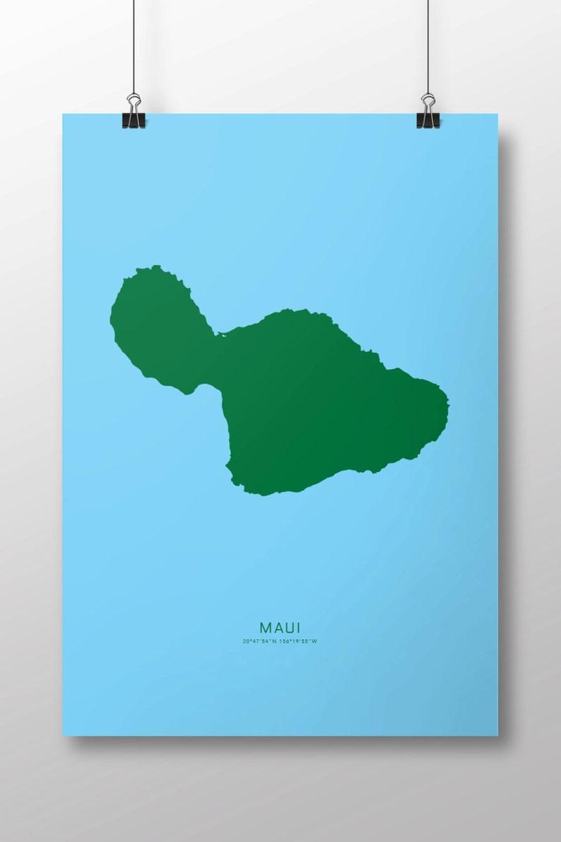 Maui 14 x 20 Print