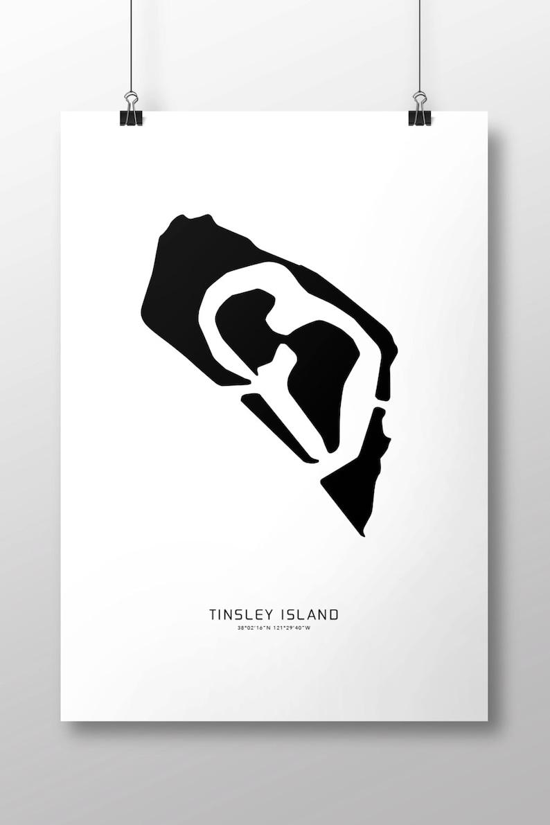 Tinsley Island 14 x 20 Print