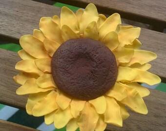 Sunflower Sugar Flower
