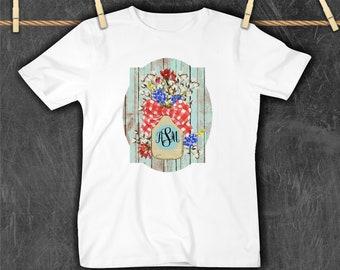 72ce8536926 Cotton Mason Jar Shirt