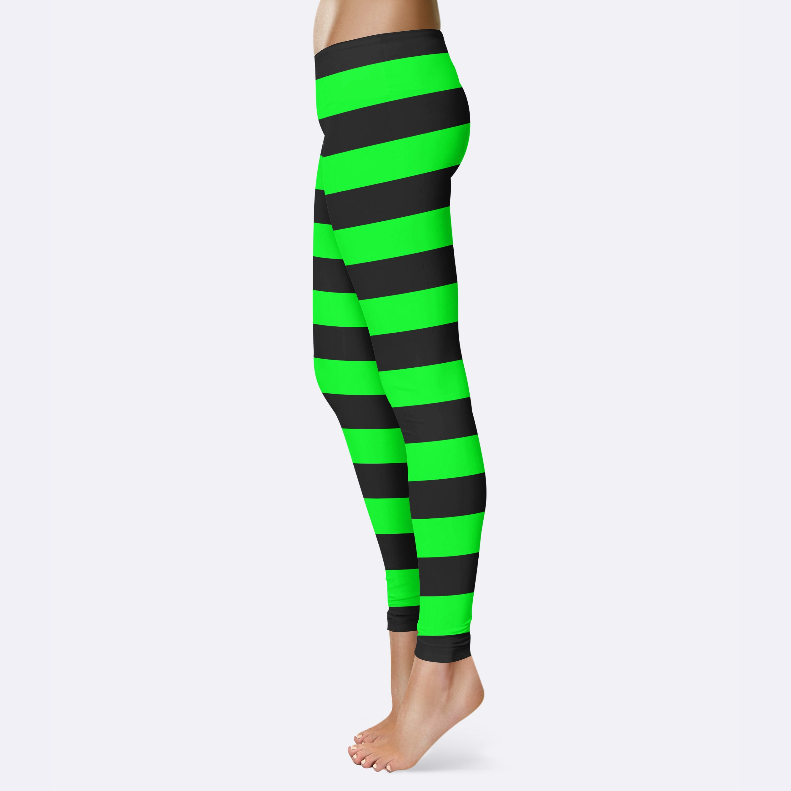 8eda275942692 Green Witch Leggings Halloween Costume Leggings Cute Witch   Etsy