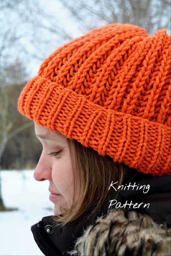 c03c1281b7e184 Maple Hat Pattern knit hat pattern knitted hats beginner