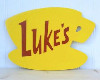 a7c9ec1a76d25 Gilmore Girls Luke s Diner Sign