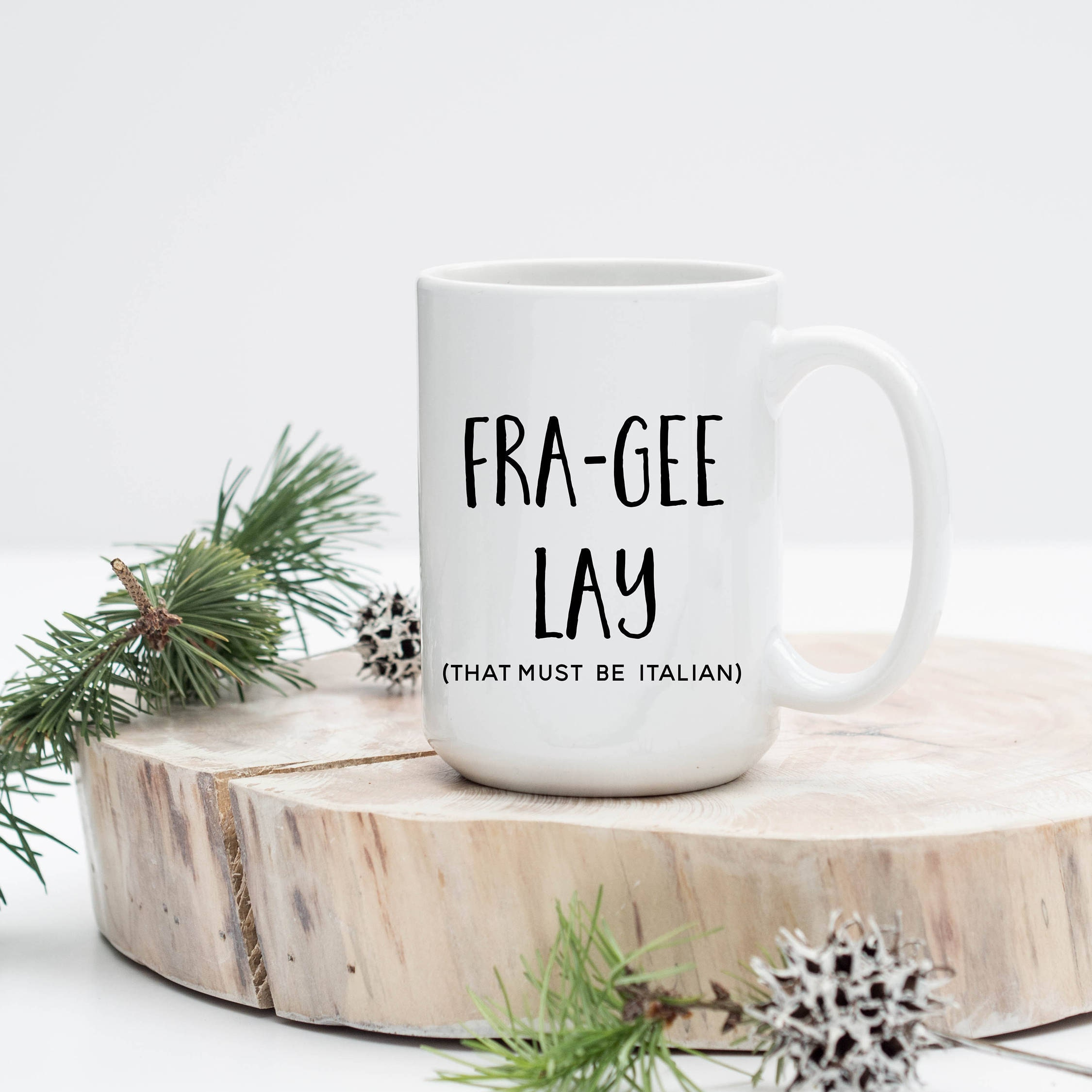 A Christmas Story Mug Fra Gee Lay Mug That must be Italian | Etsy