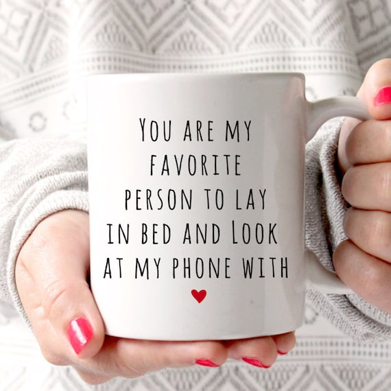 Gift For Her Funny Mugs Fiance Gift Valentines Day Gift Etsy Magnificent Valentines Day Quotes For Her Funny