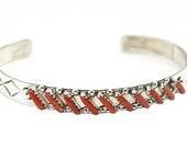 Zuni Needlepoint Bracelet