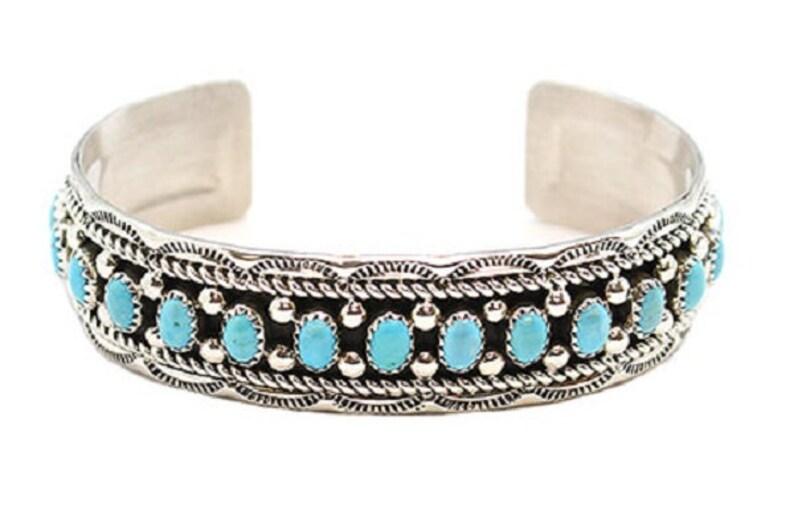 Navajo Turquoise Bracelet