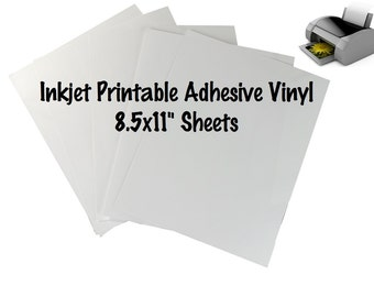photograph about Oracal Inkjet Printable Vinyl identified as Printable vinyl Etsy