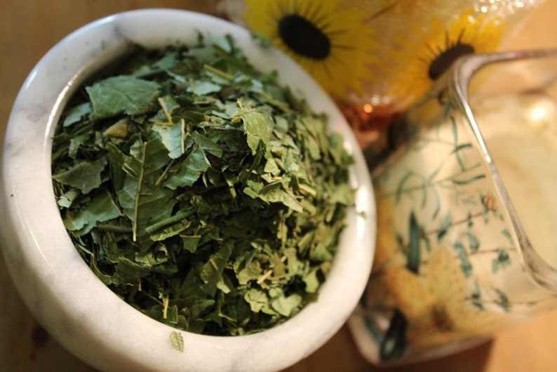 Sumac Leaf - Organic Herbs, Coffee Substitute
