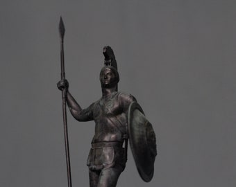 Achilles at the Achillion Palace in Corfu, Greece
