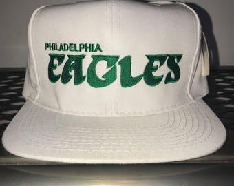 61e60bbd9a8 Philadelphia Eagles Vintage American Needle Deadstock snap hat