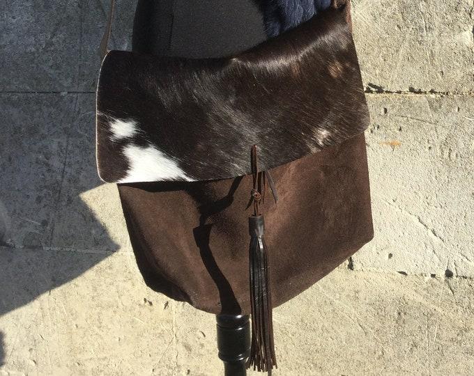 Gorgeous Genuine New Zealand Leather Bag.