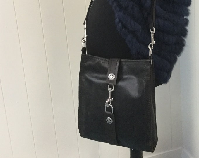 Genuine All Leather Bag.