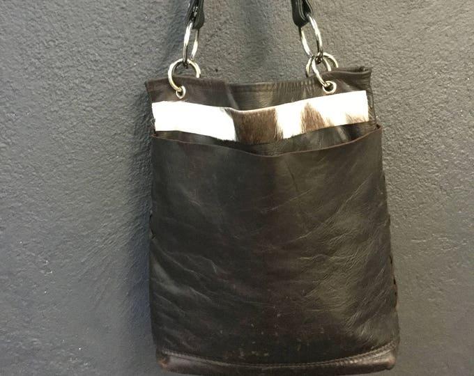 New Zealand Cowhide Bag