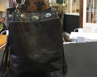 Genuine New Zealand Leather Bag