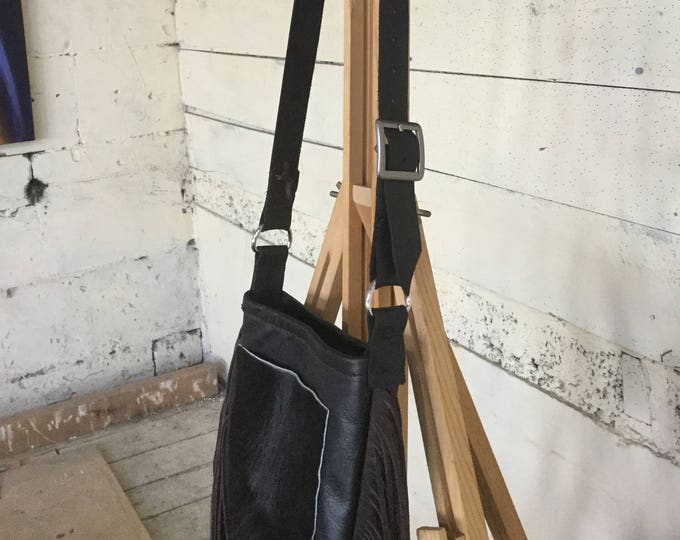 New Zealand Cowhide Leather Bag