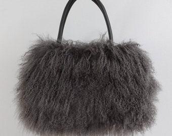 Mongolian Wool Bag/Tote