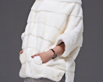Fear Mink Fur Sweater, Real Mink Fur Jacket,  Fur Cardigan, Fur Coat, Fur Jacket, Mink Fur Coat, Real Fur Coat, Real Fur Jacket