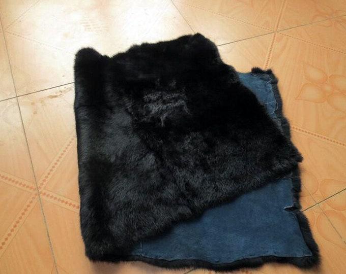 Genuine Rabbit Fur
