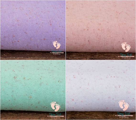 Speckled Sweater Knit Backdrops