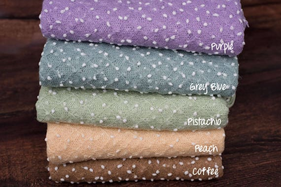 Bubble Knit Posing Fabric