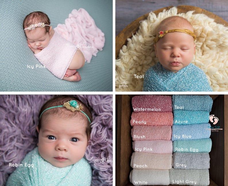 197e5e715e6 Unique Newborn WrapStretch WrapNewborn Stretch Wrap Newborn