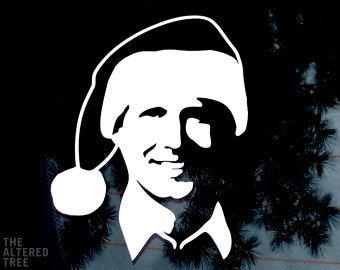 The Original Clark Griswold Vinyl Decal | National Lampoons Christmas Vacation Sticker | Best Unique Christmas Gift | 1980s Chevy Chase