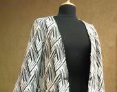 Blazer jacket jacquard bl...