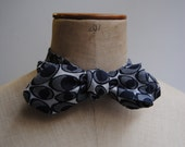 Pre-knotted Bowtie in jac...