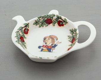 Mad Hatter Tea Bag Tidy Alice In Wonderland