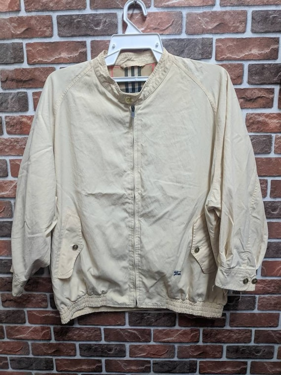 B02 Vintage Burberry Work Wear Jacket