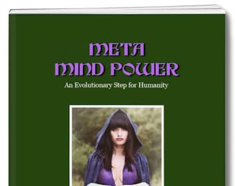 Metaphysical Book. META-MAGNETIC POWER explains the hidden and latent potential of the mind and how to use it discerningly.