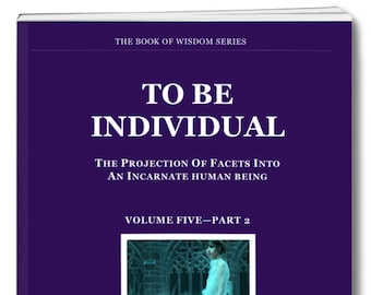 Metaphysical Book. TO BE INDIVIDUAL. Explains the subtle differences in the Human Body, including the organs, force centres, & the brain.